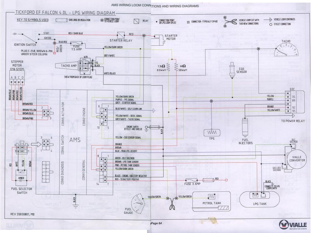 Ford Ecu Wiring Diagram Wiring Diagram