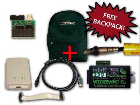 Full House DIY Tuning Kit with free Backpack for limited time