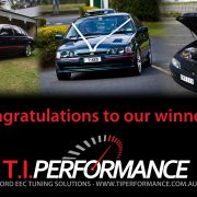 T.I. Performance Competition Prize Winners