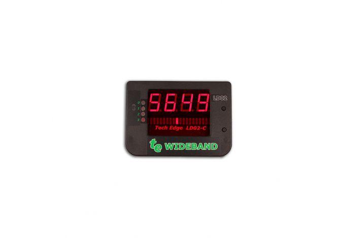 TechEdge LD02 Wideband O2 Display