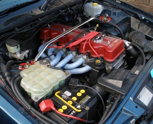 ED XR6 Engine Bay