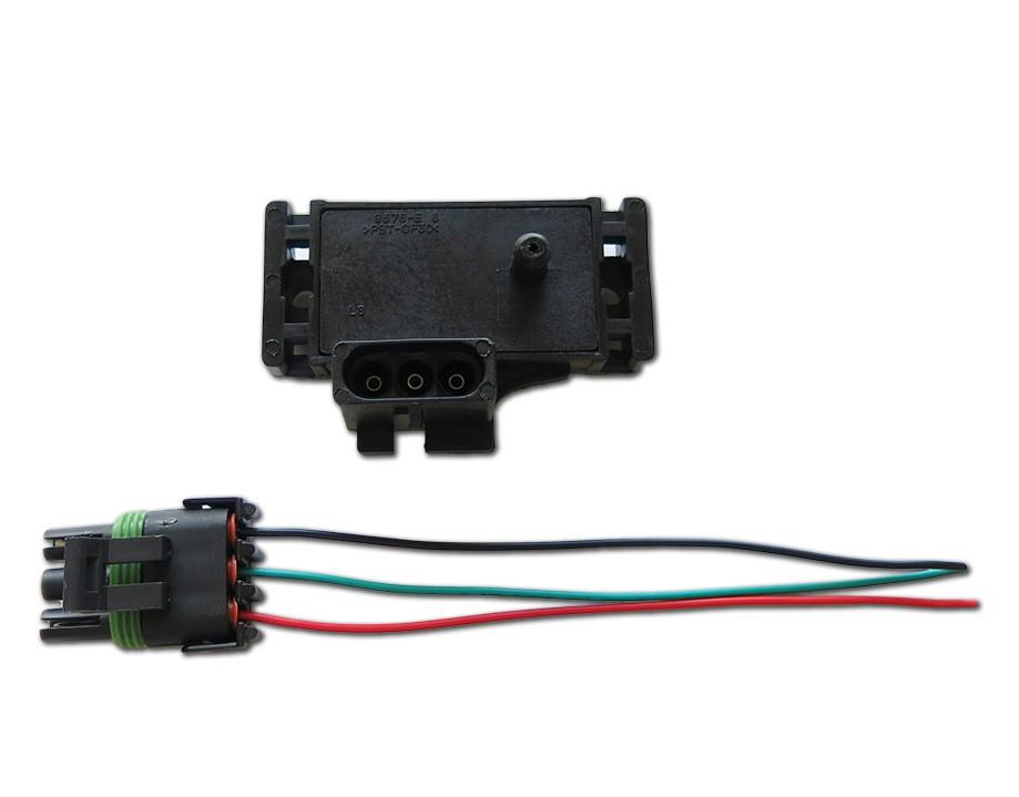 GM Delco 2-Bar MAP Sensor – T.I. Performance on