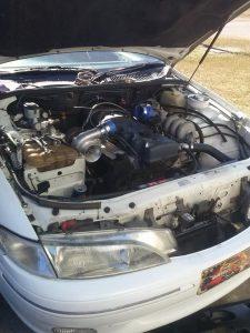 NL Turbo Burnout Car
