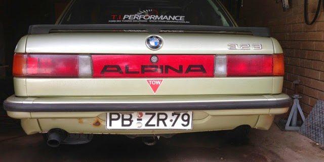 E21 3 Series BMW 4L EFI Conversion J3 Chip