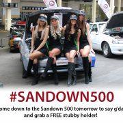 Supercharged EF Fairmont Sandown Girls