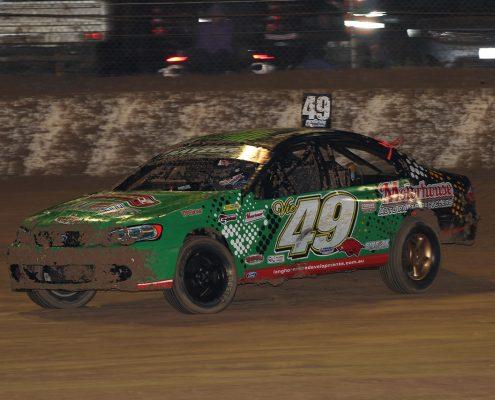 Jakes AU Speedway Car J3 Chip