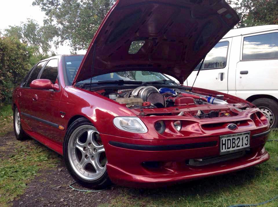 Leon's EL XR6 Turbo – T I  Performance