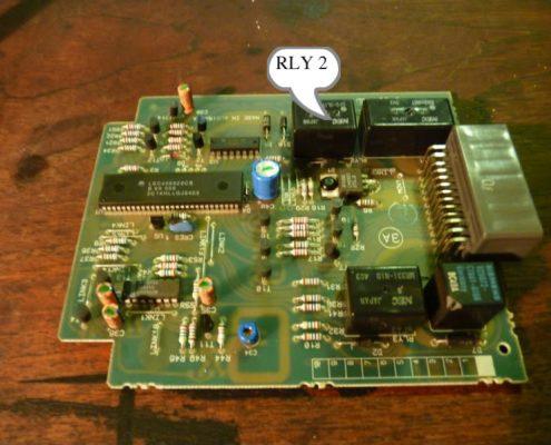 Smartlock PCB