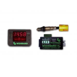 TechEdge 2J9 LD02 Wideband O2 Controller and LED Display Kit