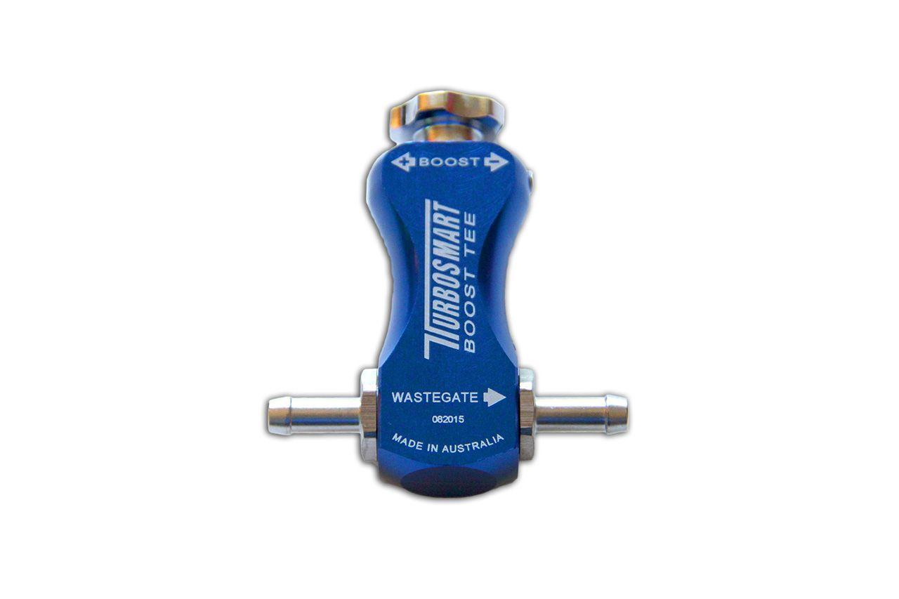 Turbosmart Boost Tee Controller Blue Ti Performance Fcd Fuel Cut Defencer