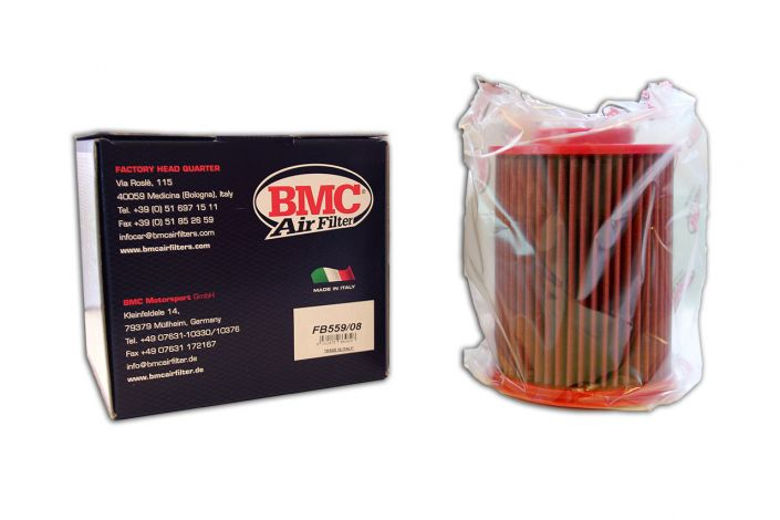 BMC Air Filter FB559/08 suit Focus II, III Ecoboost ST TDCI 2004>, Kuga, Mazda 3 II, C30, S40, V40