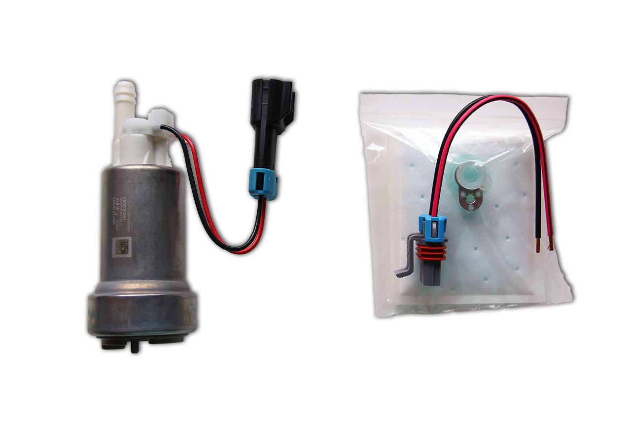 Walbro 460 LPH E85 High Flow /& High Pressure In-Tank Fuel Pump