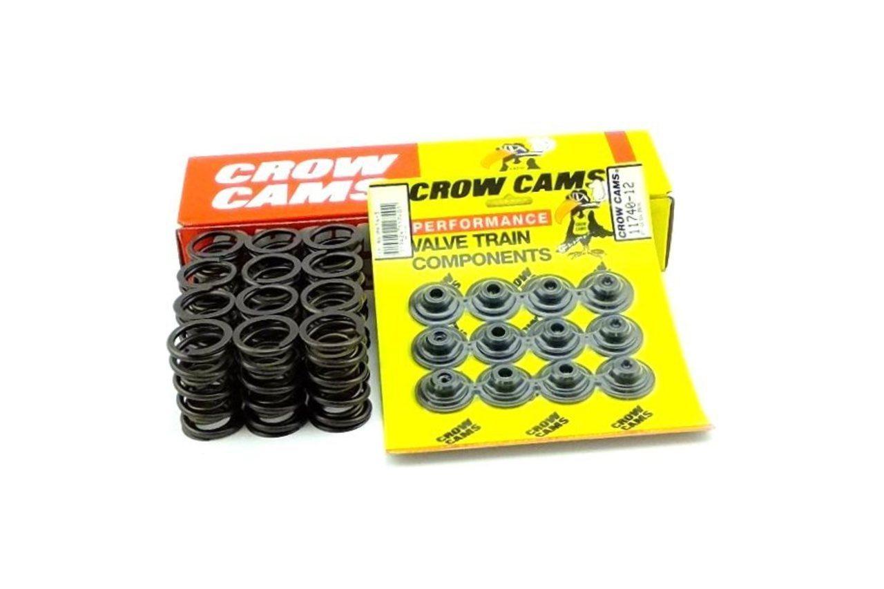 Crow Cams AU 4L Dual Valve Spring & Retainer Kit VTKAU