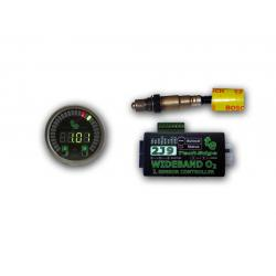 TechEdge 2J9 Wideband O2 Controller & Gauge Kit