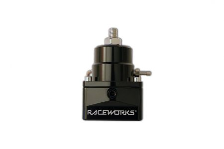 Raceworks Adjustable EFI Fuel Pressure Regulator FPR E85