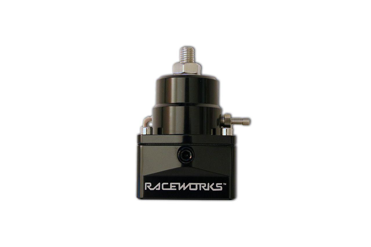 Raceworks Adjustable EFI Fuel Pressure Regulator FPR E85