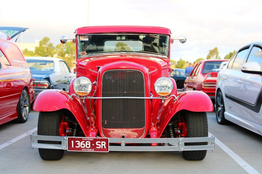 SNL @ Eastlink BP Car Show - Red Hot Rod