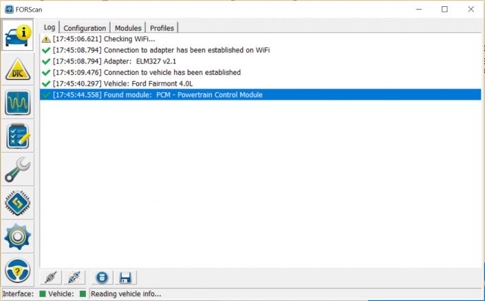 Forscan VGate iCar WiFi OBD2 Code Reader