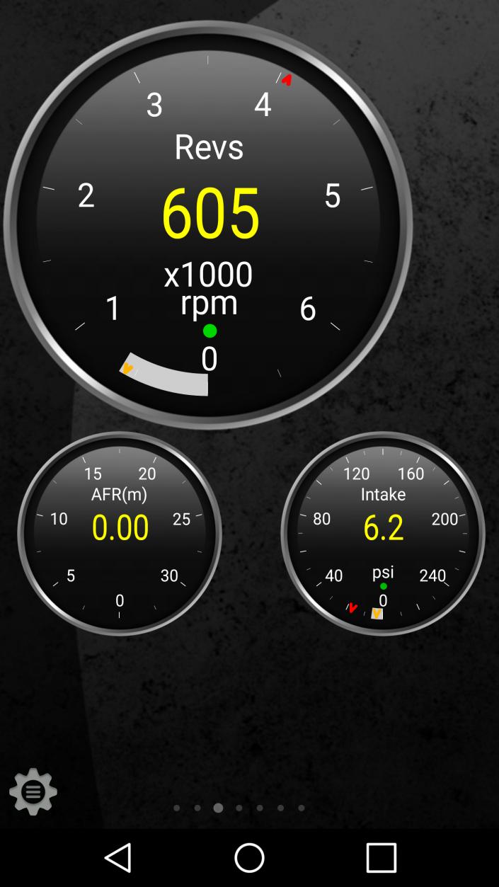 Torque Pro OBD2 Scan Tool Code Reader