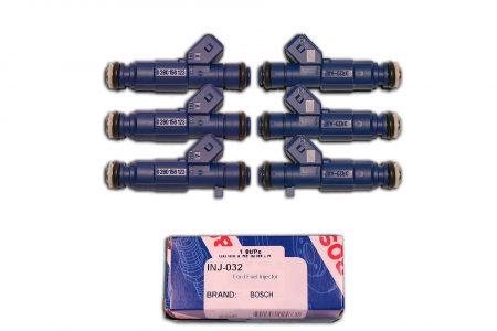 Bosch 28lb 310cc BA BF Falcon Turbo Injectors
