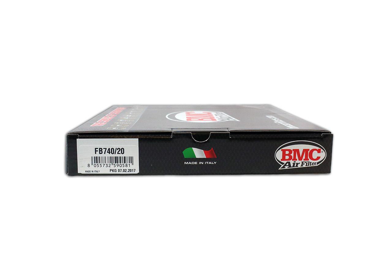 BMC Panel Air Filter FB740/20 suit BMW 1M M135i, M2, M235, 335i, 435i