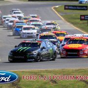 Ford Sandown 2017 1 2 3
