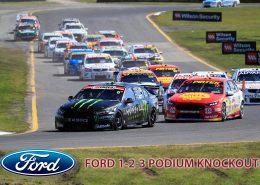 Ford Sandown 2017 1 2 3