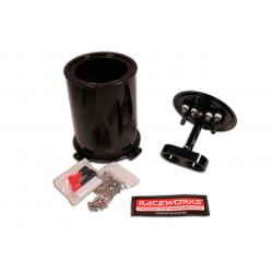 Raceworks 2.8 litre twin pump surge tank kit
