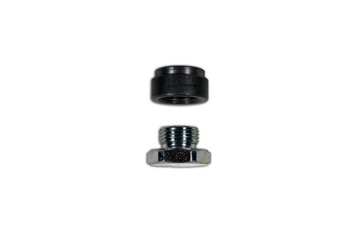 O2 Sensor Bung and Plug Steel