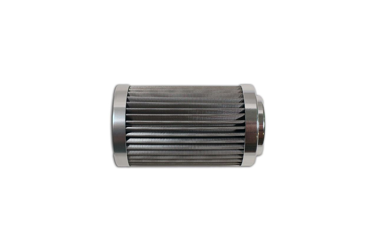 Raceworks 10 Micron Stainless Element Billet Fuel Filter