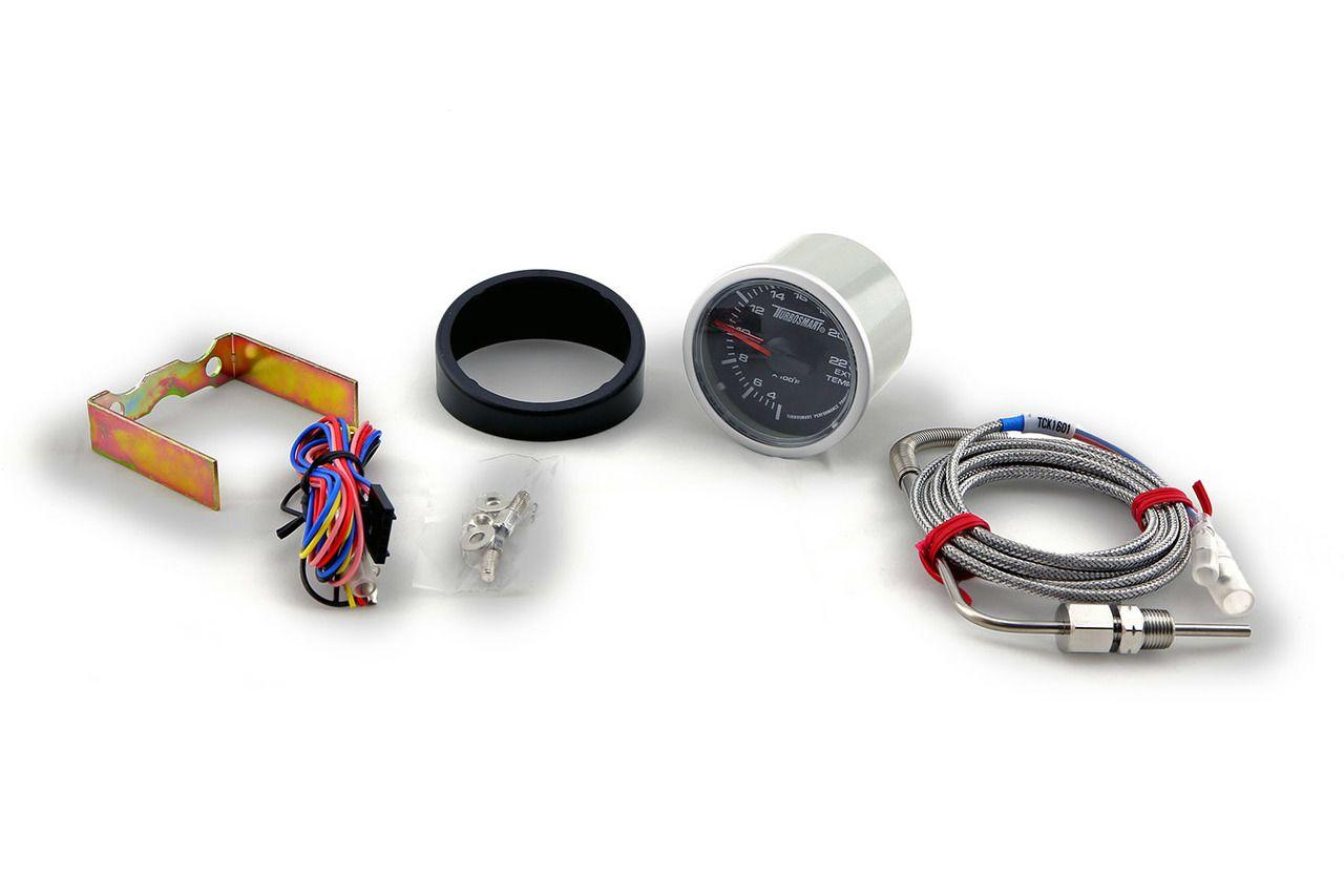 Turbosmart 0 to 2200 degF Electric EGT Gauge