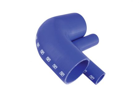 "Turbosmart 90 Elbow 1.00"" Blue"
