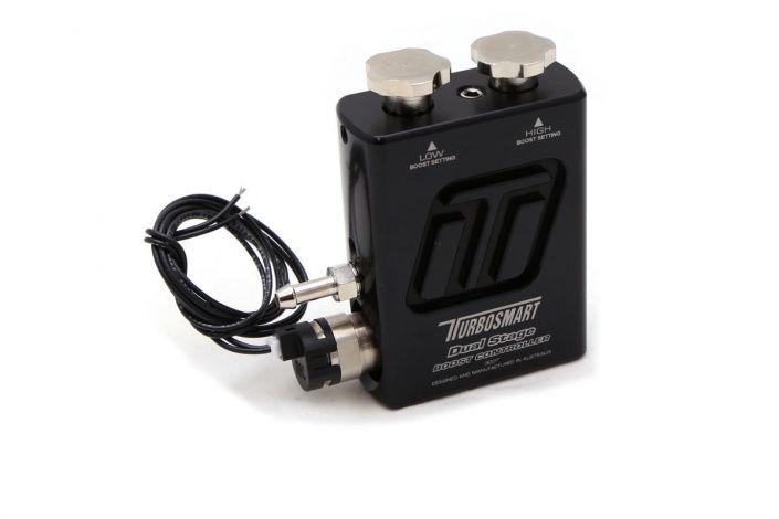 Turbosmart Dual Stage Boost Controller V2 Black