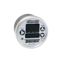 Turbosmart e-Boost2 60psi 60mm White Silver