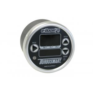 Turbosmart e-Boost2 60psi 60mm Black Silver