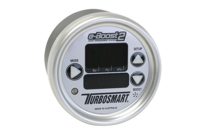 Turbosmart e-Boost2 60psi 66mm Silver