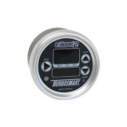 Turbosmart e-Boost2 60psi 66mm Black Silver