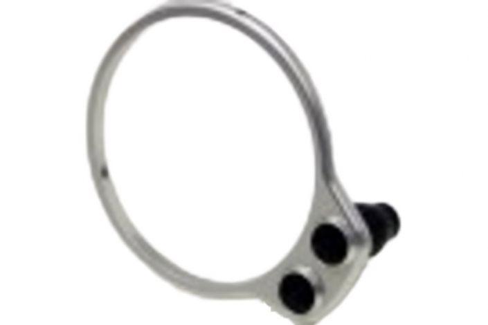Turbosmart e-Boost2 60mm Dual Shift Silver