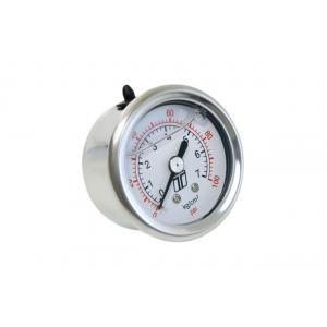 Turbosmart FPR Gauge 0-100psi