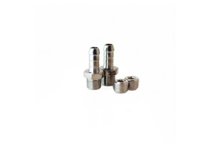 Turbosmart WG50/60 1/8NPT - 6mm Hose Tail Fittings & Blanks