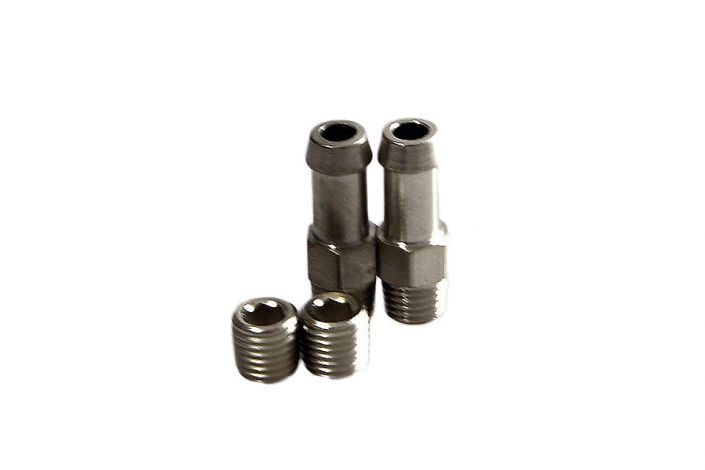 Turbosmart 1/16NPT 6mm Hose Tail Fittings + Blanks
