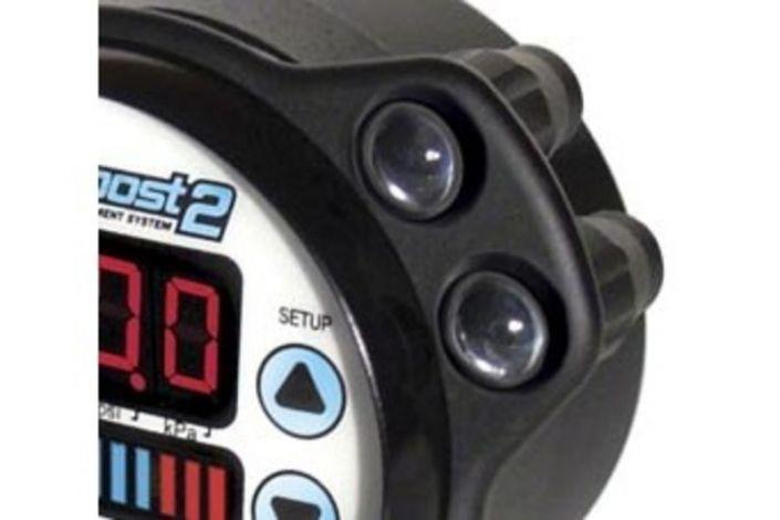 Turbosmart e-Boost2 60mm Dual Shift Black