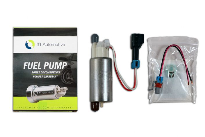 Walbro F10000302 250lph E85 safe fuel pump