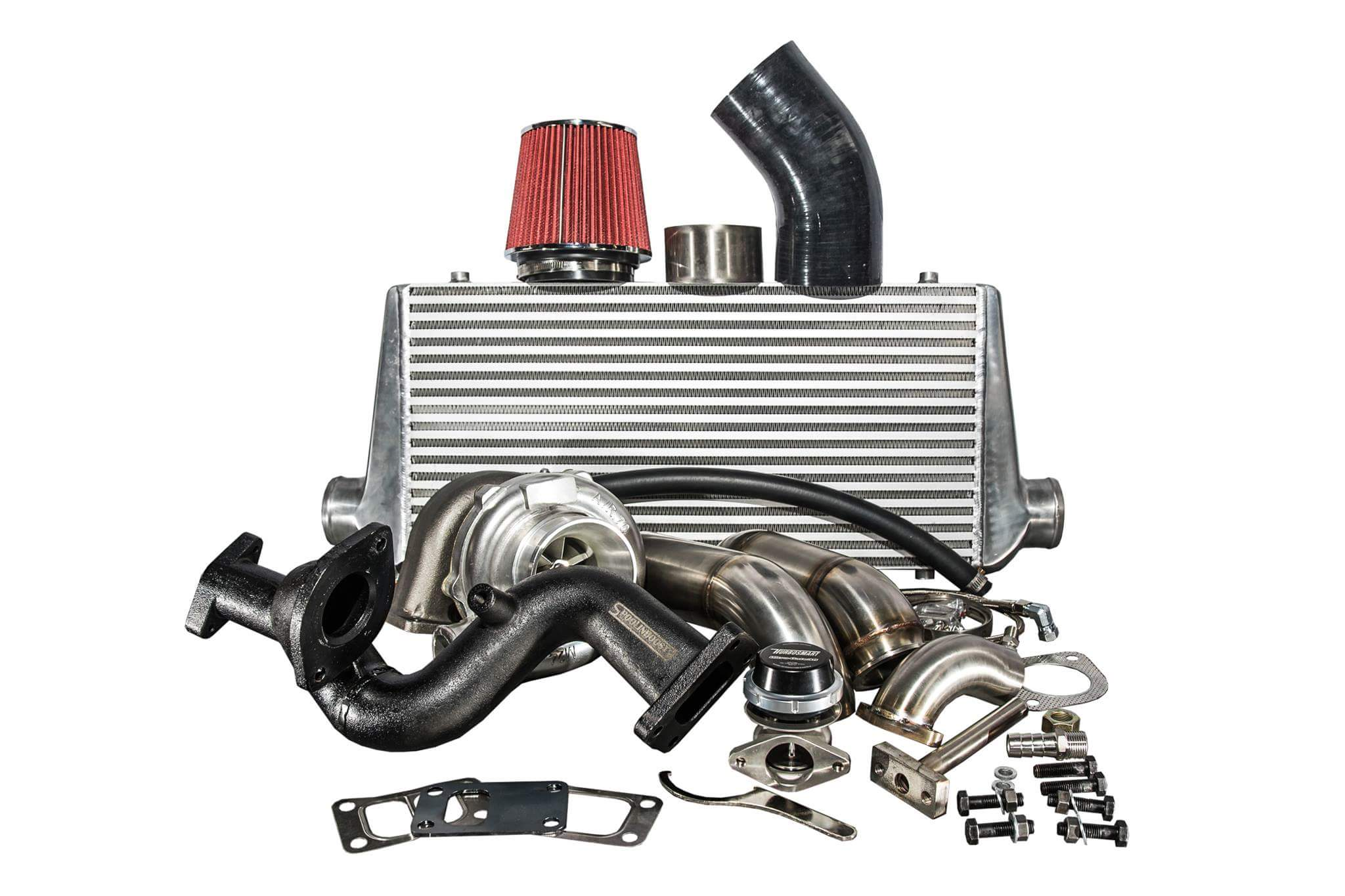 Spoolinboost EA-FG Falcon 4L Turbo Kit