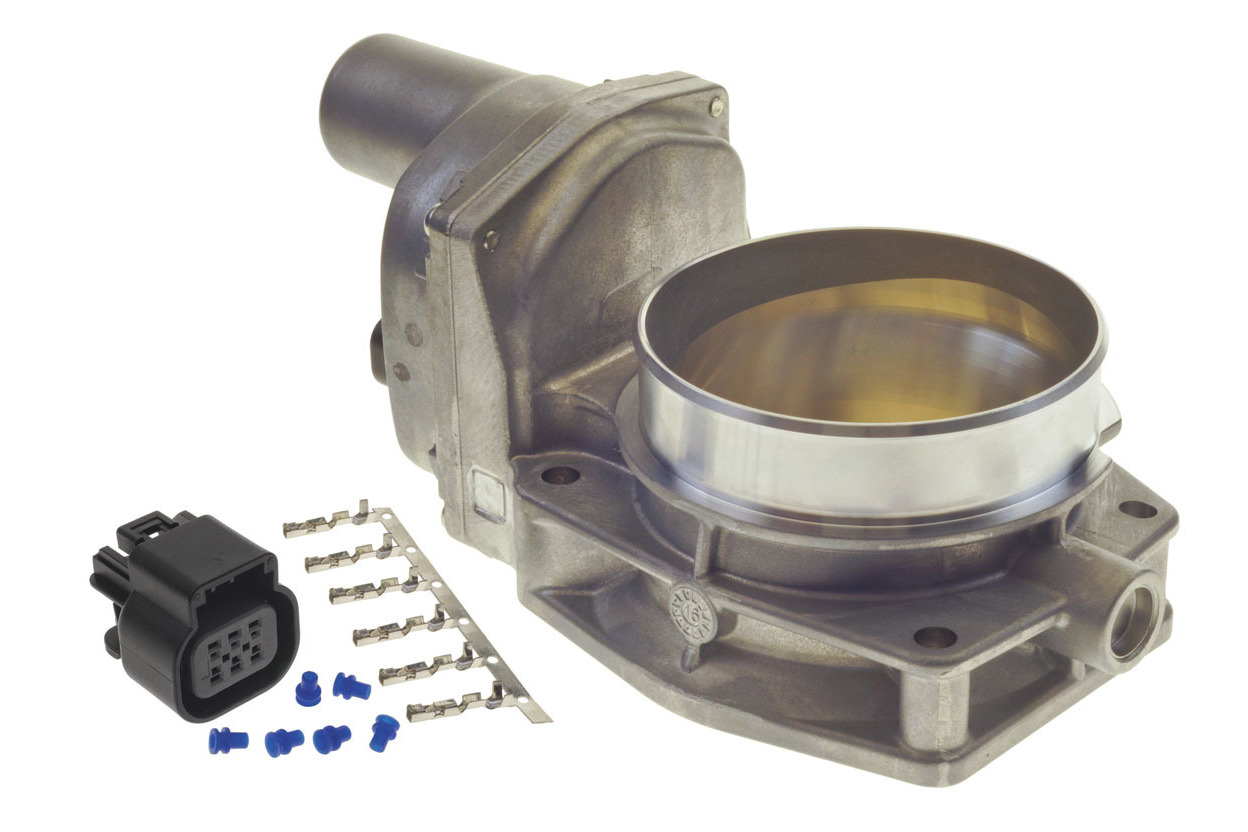 Drive By Wire >> Hitachi Ls3 90mm Drive By Wire Throttle Body Includes Plug And Pins