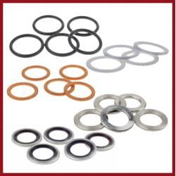 O-Rings, Seals & Washers