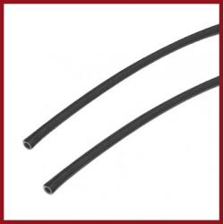 220 Series Black Metal Braided Teflon Hose