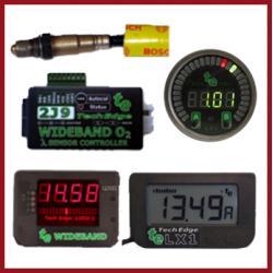 Wideband O2 Sensors & Controllers
