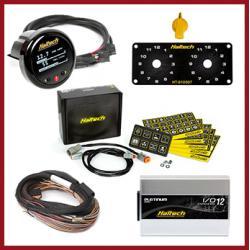 Haltech Gauges, Trim Switches, Keypads, I/O Expanders