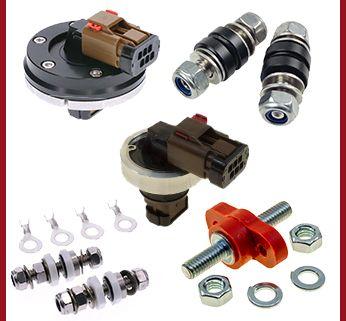 electrical bulkhead connectors